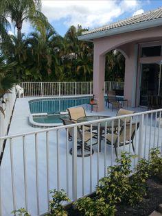 Palm Beach, Patio, Outdoor Decor, Home Decor, Decoration Home, Room Decor, Home Interior Design, Home Decoration, Terrace