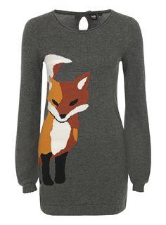Cute fox tunic