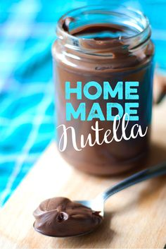 Do you like Nutella hazelnut spread just like me? Here's what you need to know about it (and how to make it yourself!) - latest from muffinparadise.com
