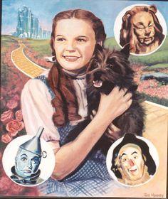 The Wizard Of Oz by Artistjoe73.deviantart.com