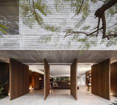 Ipes House / Studio MK27 - Marcio Kogan + Lair Reis