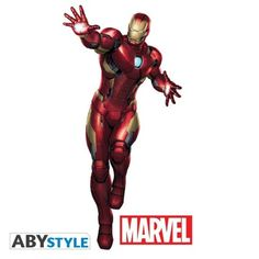 * Repositionable wall stickers * Contains 3 sheets to build the character. * Dimensions of : 183 cm x 85 cm › See more product details Iron Men, Ms Marvel, Quirky Gifts, Wall Sticker, Man, Deadpool, New Baby Products, Stickers, Superhero