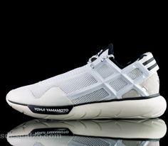 adidas Y-3 Qasa Racer-Running White