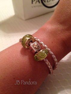 Pandora bracelet idea.
