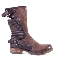 A.S. 98 Serge 520235-101 Ankle Boot For Women #AS98 #BikerBoots
