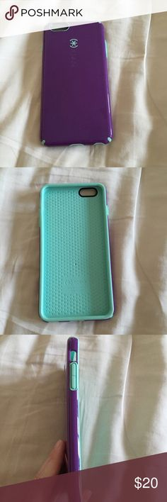 Speck iPhone 6 Plus Case Good condition but has a few scratches on the back from use Speck Accessories Phone Cases