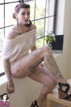 Beautiful Photo Album: boom, it's boomie! | SuicideGirls