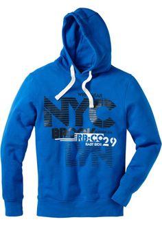 Sweatshirt, RAINBOW, azuurblauw