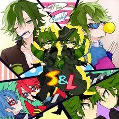 Happy Tree Friends Lifty , Shifty, Splendid and Splendon't Htf Anime, Friend Anime, Happy Tree Friends, Friends Image, Image Boards, Cute Cartoon, Animated Gif, Character Art, Kawaii