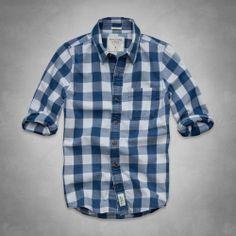 Connery Pond Indigo Shirt
