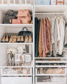 – A mix of mid-century modern, bohemian, and industrial interior style. Home and – A mix of mid-century modern, bohemian, and industrial interior style. Home and… – Ikea Pax Closet, Closet Bedroom, Master Closet, Closet Space, Ikea Closet System, Dream Bedroom, Entry Closet, Placard Pax Ikea, Estilo Interior
