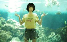 看多了整容整的千人一面的人造美女,让我们来看看清新自然的日本美少女。无法抵抗的少女魅力,大家一饱眼福吧!