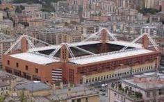 15 ottobre 2013: Nasce Largo U.C. Sampdoria #sampdoria #stadio #strada #inaugurazione