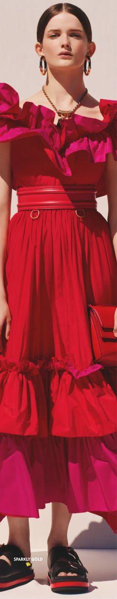 Alexander McQueen Resort 2020 | Sparkly Gold :: Alexandre Mcqueen, Alexander Mcqueen Couture, Peplum Dress, Mc Queen, Pretty, Pink, Collection, Dresses, Gold