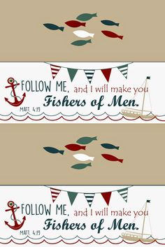 Fishers Of Men Clip Art | Fishers of Men Lutheran Church - Port ...