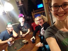 Finally! 11 O'Clock selfie