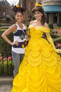 How to Become a Disney Princess at Walt Disney World - I'm too tall :( Nor can I sing