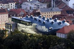 Kunsthaus Graz | Peter Cook and Colin Fournier