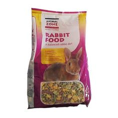Show details for Animalzone Rabbit Food