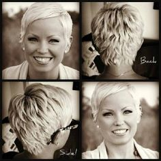 Love this pixie cut! by alexandra