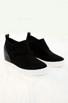 218d4ad27afe 7 Best Hidden wedge sneakers images