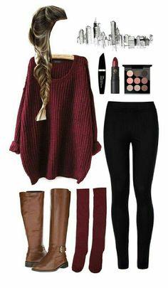 Este #invierno luce hermosa con estos #outfits que son perfectos para combatir el frío. #OutfitsParaInvierno
