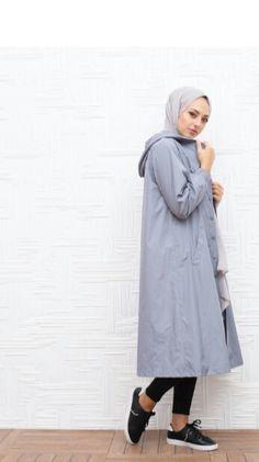 Hijab Wear, Casual Hijab Outfit, Hijab Chic, Casual Outfits, Modest Outfits, Modest Fashion, Hijab Fashion, Muslim Women Fashion, Womens Fashion