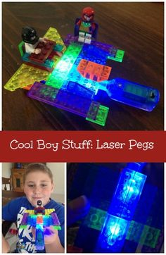 Laser Pegs - Cool Christmas Gift for Boys