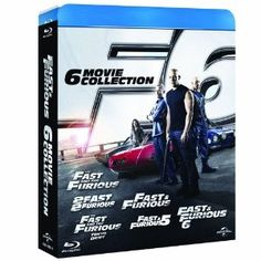 Amazon.com: Fast and Furious 1 - 6 COMPLETE Box Set Blu-ray (The Fast and the Furious / 2 Fast 2 Furious / The Fast and the Furious: Tokyo Drift / Fast & Furious / Fast Five / Fast & Furious 6) 1 2 3 4 5 6: Vin Diesel, Paul Walker, Tyrese Gibson, Eva Mendes: Movies & TV