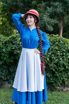 Sophie from Howl's Moving Castle cosplay | Cosplay ...