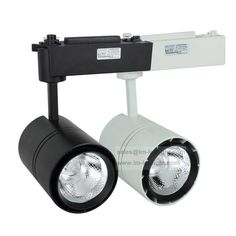 20w 30w Led Track Spotlight 4 Wire 3 Phase And 2