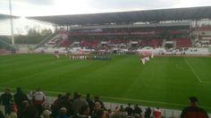 Stadion Essen 29. April 2017