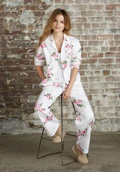 Vintage Rose Pyjamas