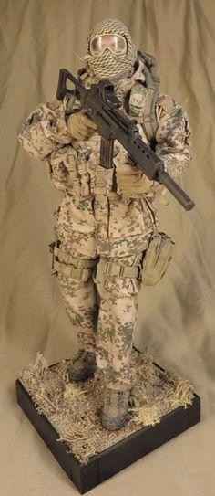 German in Afghanistan - OSW: One Sixth Warrior Forum