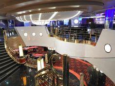 #MSCFantasia, Casino' delle Palme