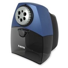 Find the X-ACTO Teacher Pro Electric Pencil Sharpener with SmartStop (1675) Review