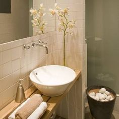 Idea for Very small ensuite ideas