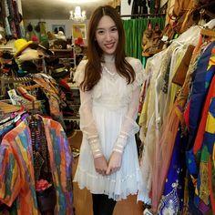Victorian Fashion, White Lace, Cute, Shopping, Dresses, Style, Vestidos, Swag, Kawaii