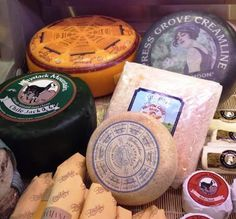 Cheese+Provisions in Sunnyside: Artisan cheeses and gourmet grocery