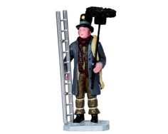 Lemax Village Collection Chimney Sweep 32148 *** To view further for this item, visit the image link.
