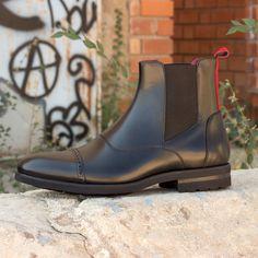 Robert August Chelsea Boots
