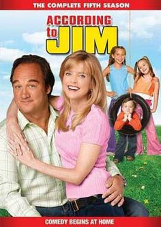 According to Jim - Season 5 (4-DVD) (2011) - Television on Starring Courtney Thorne-Smith, Kimberly Williams, Larry Joe Campbell & James Belushi; Lions Gate $12.98 on OLDIES.com