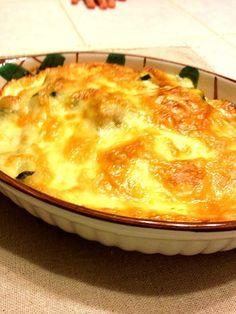 チーズが多すぎました(+□+;) - 13件のもぐもぐ - かぼちゃのクリームグラタン by Takamann