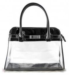 Clear Handbags, Tote Bags and Purses