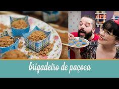 Brigadeiro de Paçoca (pronto em 6 minutos, feito no micro-ondas) | Cozinha para 2