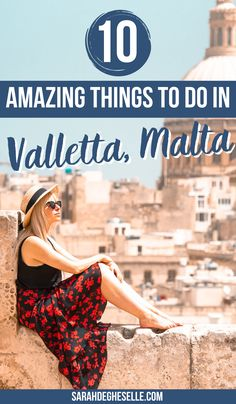 10 Best Things to Do in Valletta, Malta | things to do in valletta | things to do in valletta malta | valletta malta things to do | valletta malta | valletta malta photography | valletta malta restaurants | valletta malta cruise port | valletta malta beach | valletta malta beautiful | valletta malta map | valletta malta travel | malta valletta travel | malta travel guide | malta travel tips | malta travel beautiful places | #maltatravel #valletta #vallettamalta #vallettatravel Europe Travel Guide, Europe Destinations, Spain Travel, Italy Travel, Beautiful Places To Visit, Amazing Places, Travel Ideas, Travel Inspiration, Travel Reviews