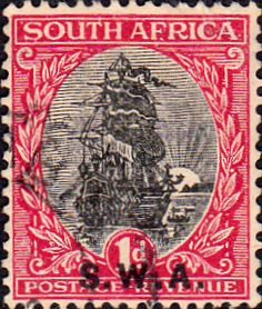 South West Africa 1927 Van Reibeeck Single English SG 59 Fine Used SG 59 Scott Other British Commonwealth Stamps for sale here Cape Colony, Union Of South Africa, Treaty Of Versailles, Buy Stamps, Cloud 9, West Africa, Commonwealth, Stamp Collecting, Postage Stamps