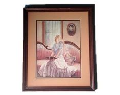 An online resale boutique inspired by Mother Mary. by RosewoodPalace Resale Store, Girl Reading, Reuse, Etsy Seller, Wall Decor, Victorian, Palace, Creative, Frame