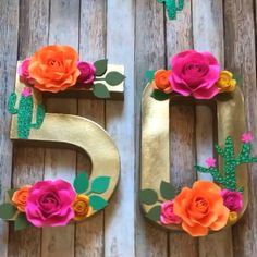 Fiesta Discover Fiesta Party Table Decor Fiesta Party 12 stand up paper mache numbers for table decor. Mexican Birthday Parties, Mexican Fiesta Party, Fiesta Theme Party, Festa Party, 50th Birthday Party, Mexico Party Theme, Hawaiian Party Decorations, Party Table Decorations, Mexican Fiesta Decorations