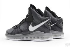 4aa4f820441b Detail is king and it reigns supreme on the Nike LeBron 8